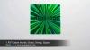 "1.95"" Custom Imprint, Green, Sweep, Square"