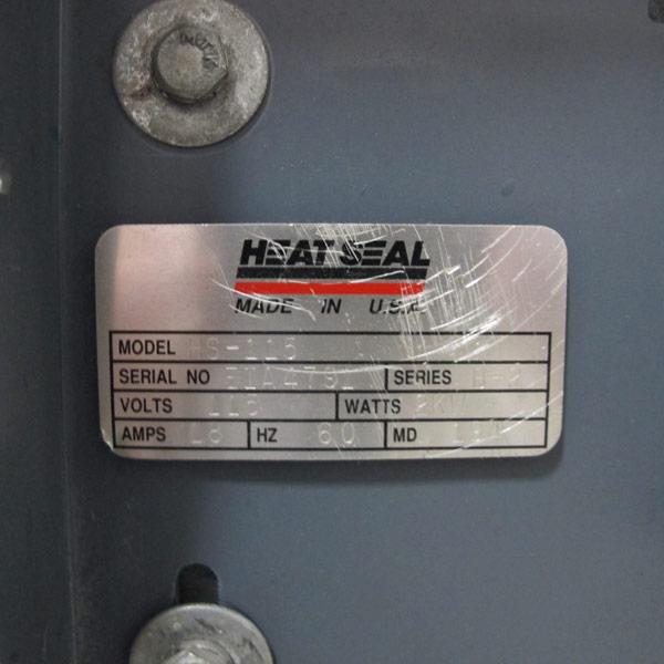 Heat Shrink Tunnel Novavision Industrial Equipment For Sale