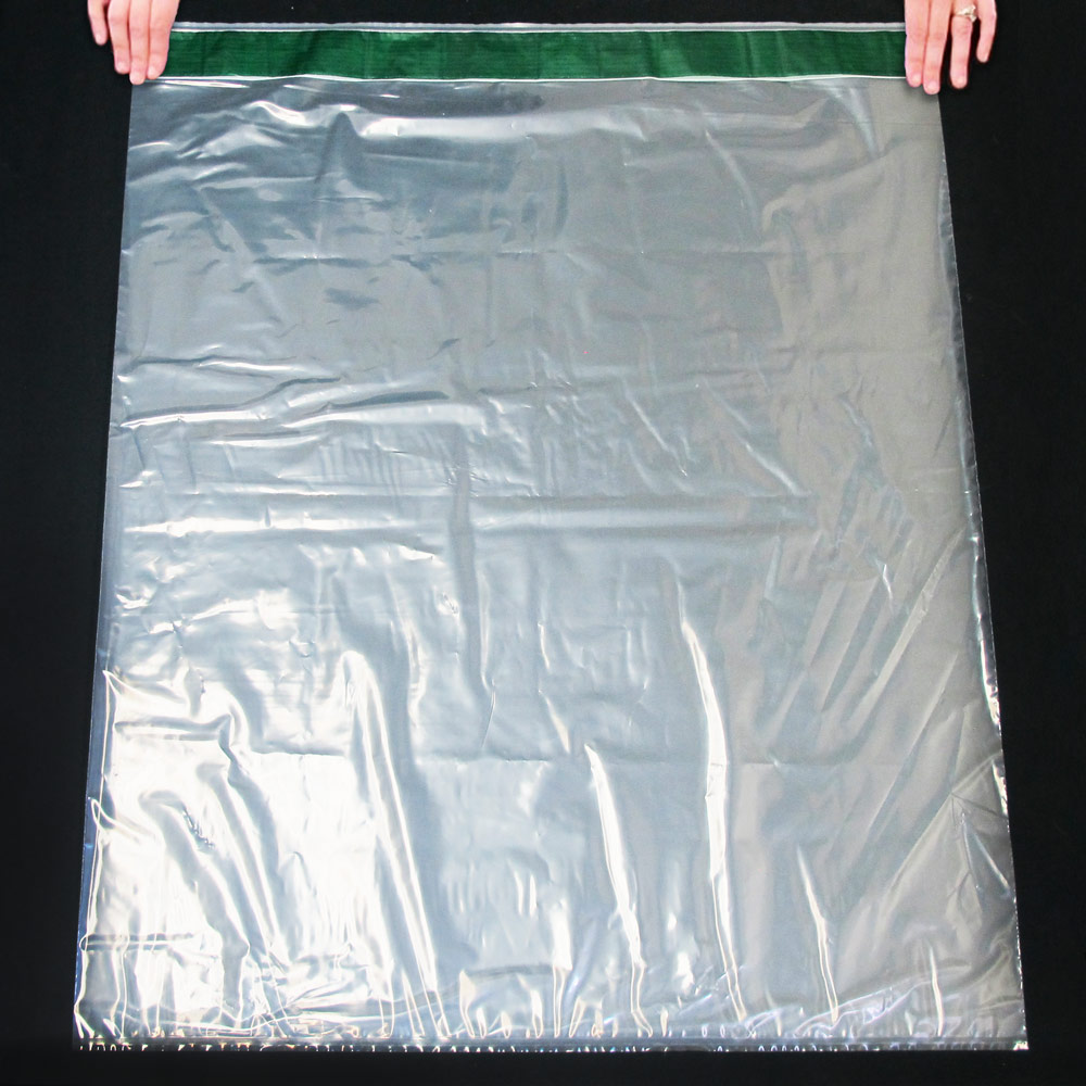 Clear Tamper Evident Security Bags