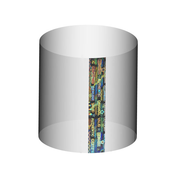 Holographic Shrink Sleeve