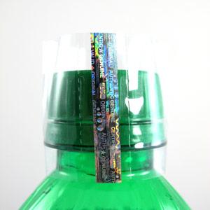 Shrink Sleeve Label Wrap Holographic Hologram Tamper