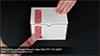 Premium Tamper Evident Security Tape, Red, PVT1.5R-236AP